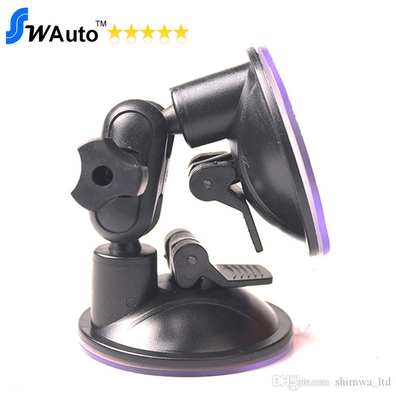 New Cheapest Dual Sucker Stand Holder For iPhone Tablet PC GPS MID phone in car holder,Galaxy S4 Note 2 3 Stand