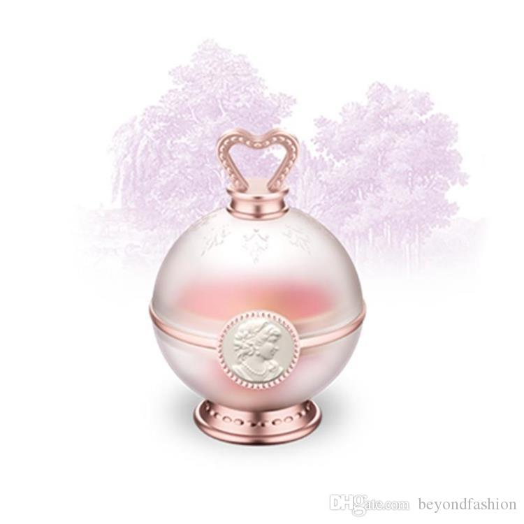 ليه Merveilleuses لادوريه LIMITED EDITION POT FOR FACE لون ROSE POWDER BLUSH حامل مستحضرات تجميل المكياج خلاط مع صندوق البيع بالتجزئة.