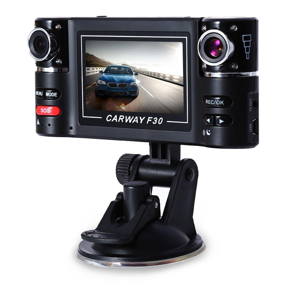 Voiture Caméra HD Pare-Brise Conduite Enregistreur Voiture Dvr Noir Numérique Enregistreur Vidéo Auto Navigateur Registrateur Caméscope Full HD