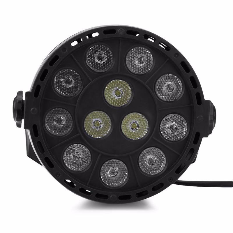 LED Par RGBW DMX512 Disco Lamp stage light4