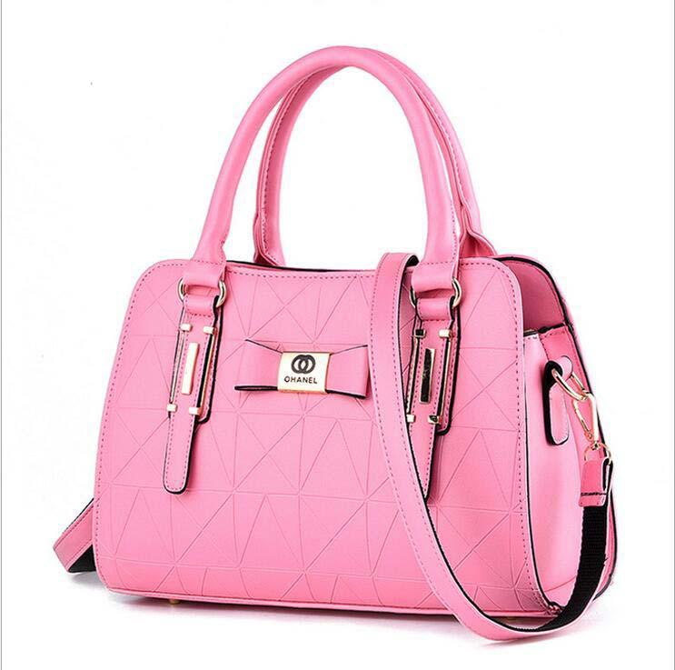 new Lady bags handbag Stereotypes sweet fashion handbags Shoulder Messenger Handbag.
