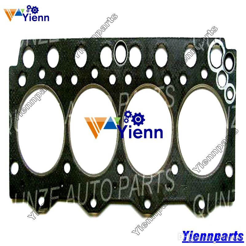 For Komatsu 4D95 4D95S S4D95L SAA4D95LE Overhaul Gasket Kit