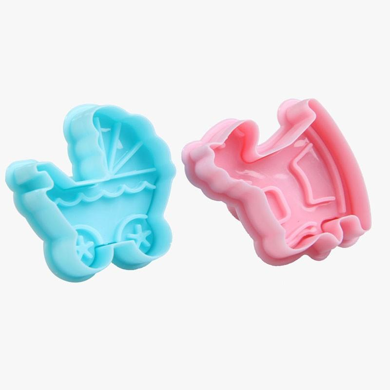 13 Lush Spring Wedding Decorations To Bring To Life Your: 2020 Baby Toys Fondant Cake Mold Biscuit Cookie Plunger