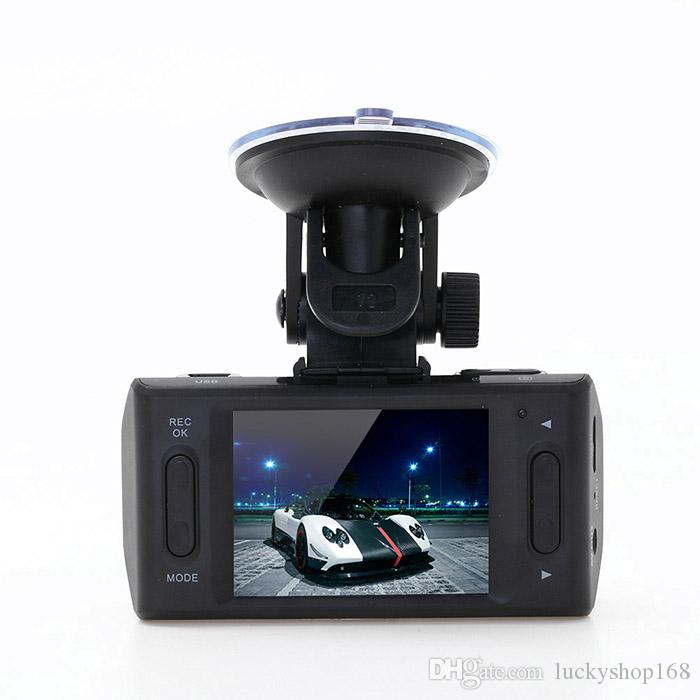 Factory Price!!!Cheap K1000 2.4 inch Mini Car DVR Camcorder Camera 1080P Full HD LCD G-sensor 120° View Angle Night Version Motion Detection