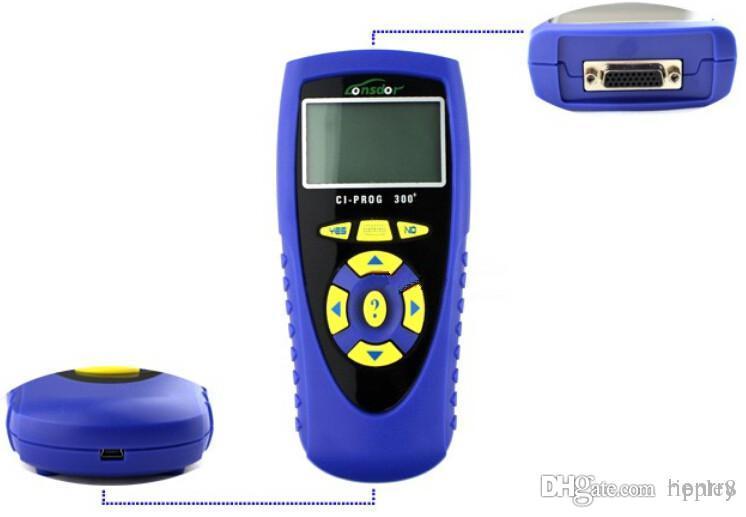 State matching 2nd generation 3.7 version, car keys matching instrument CI-PROG 300+, domestic match Miriam II