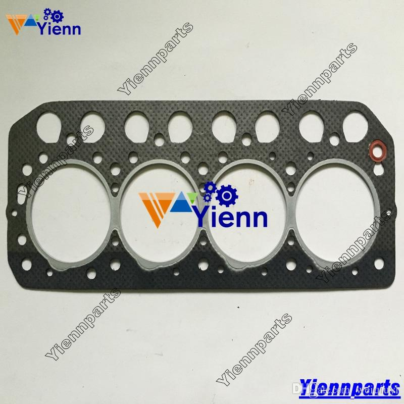 S4L2 S4L full cylinder head gasket kit  for Mitsubishi