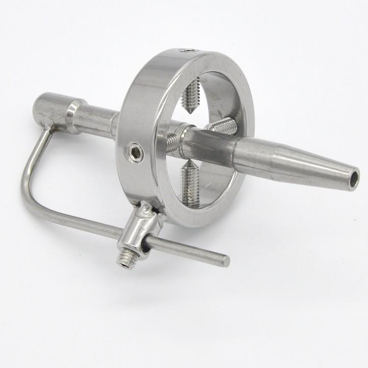 Stainless-Steel-Screw-Locking-Penis-Rings-Chastity-Belt-Chastity-Lock-Scrotum-Testicle-Lock-Teeth-Cock-Ring (3)