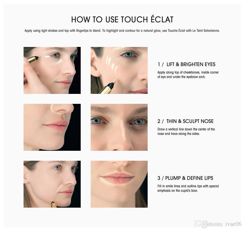 25ml 4 Kinds Of Touche Eclat Radiant Touch Concealer Latest 2 5ml 4  Kinds Of Touche Eclat Radiant Touch Concealer Latest