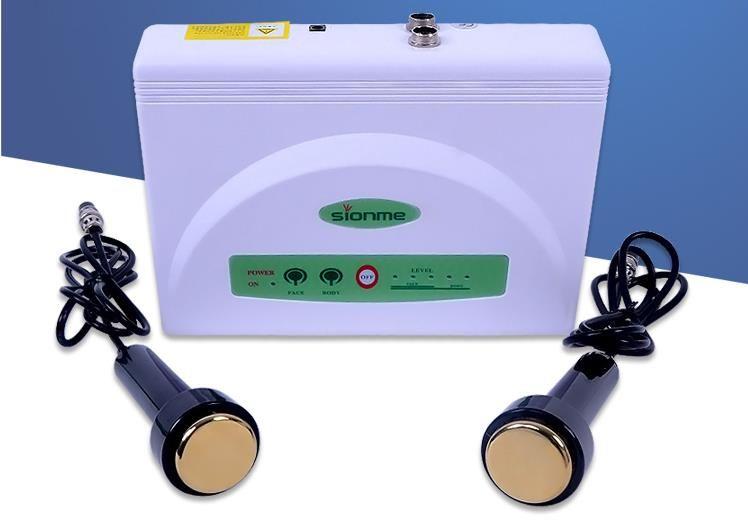 wholeseller свободная перевозка груза 2 в 1 ультразвуковой уменьшая машине для тела уменьшая кожу затягивая машину ультразвука