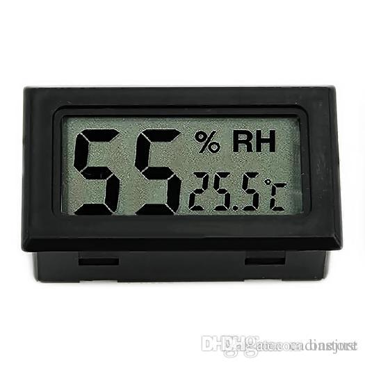 Mini Digital LCD Innenthermometer Hygrometer G00190 OSTH
