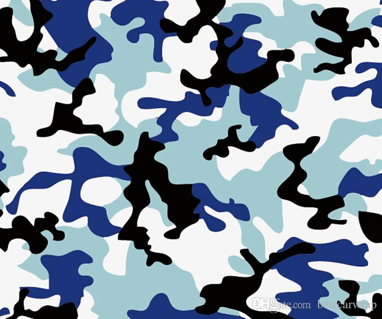 fd779a82 ... Arctic Snow black white grey Camouflage Film / Camo Car Wrap Film With  air bubble Free ...