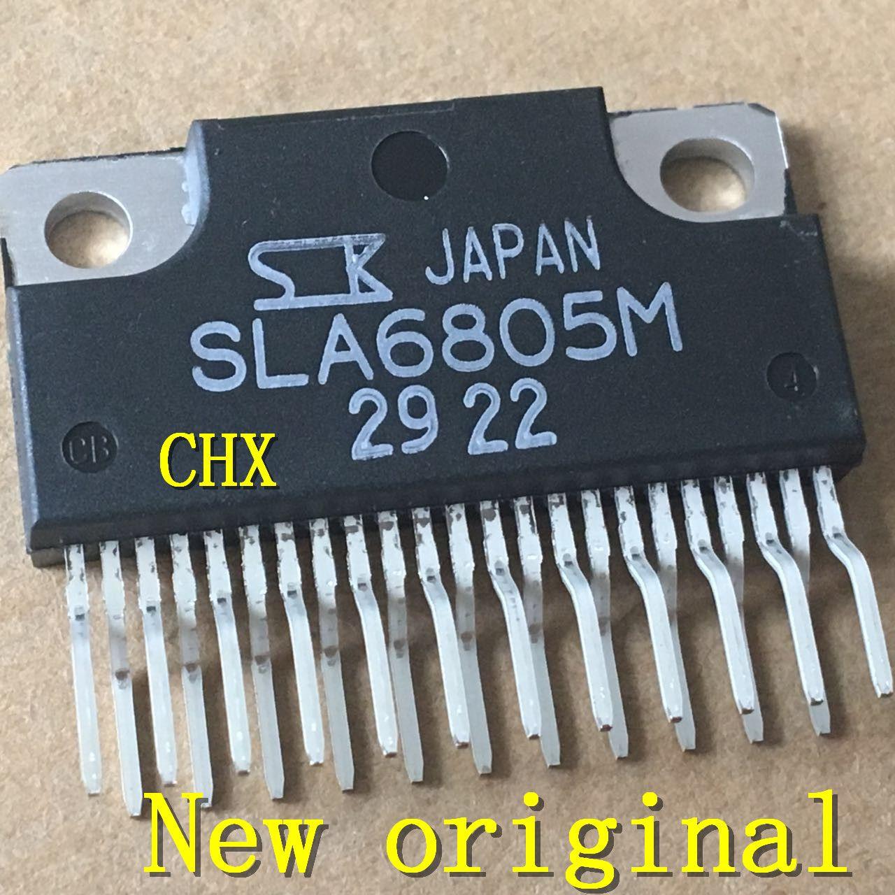5 teile / los SLA6805M = SLA6805MP SLA6805 Neue original Motor driver modul 600 V 3A Die spülmaschine waschmaschine Qualitätssicherung IC