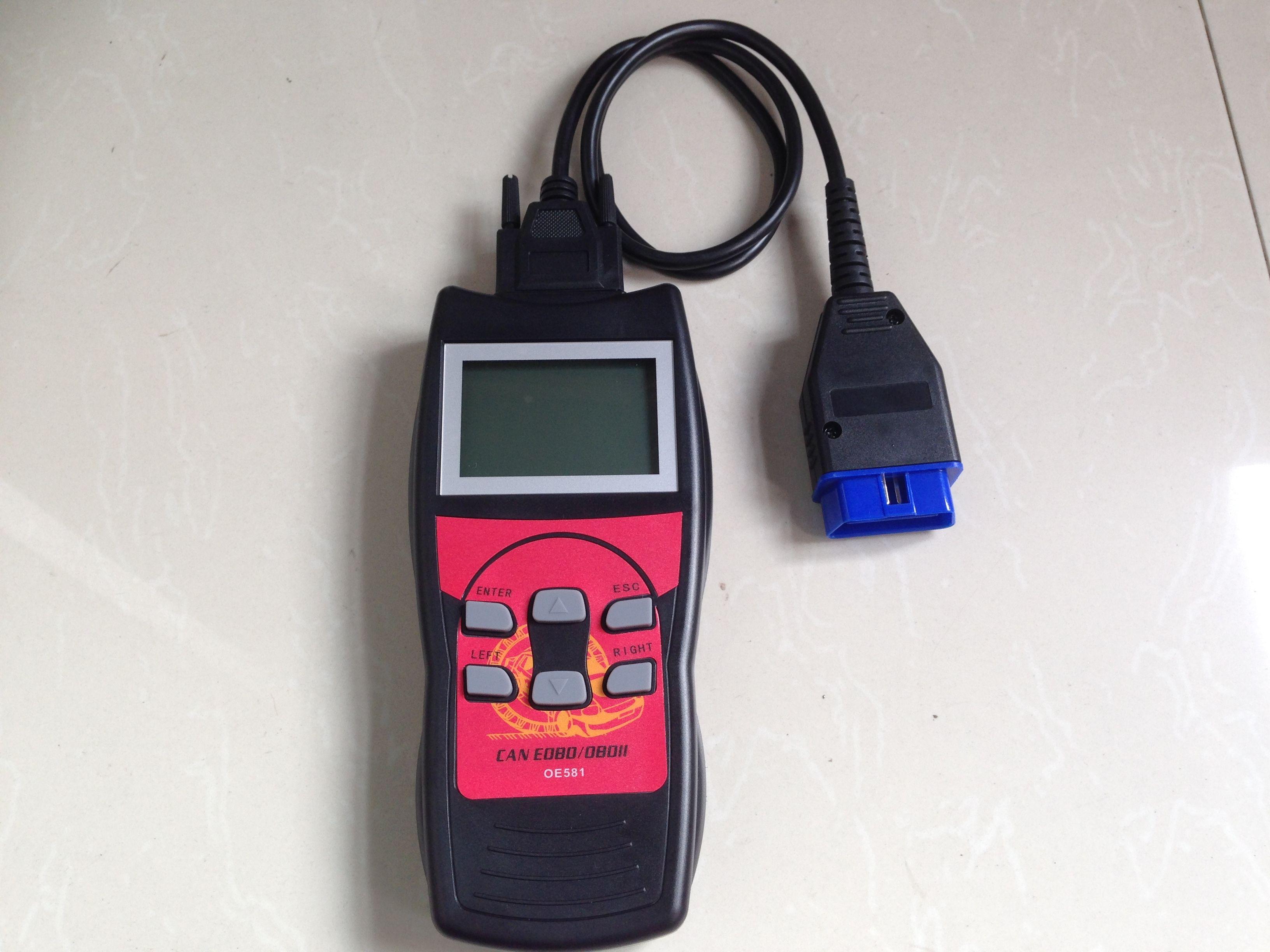 자동차 탐지기 OBD2 진단 도구, OBD 검사 도구, OBD2 스캐너, 코드 리더, 자동차 스캐너 지원 미국, 아시아 유럽 자동차