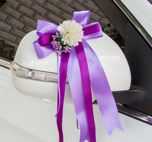 고품질의 웨딩 자동차 꽃 장식 웨딩 장식 자동차 웨딩 룸 장식