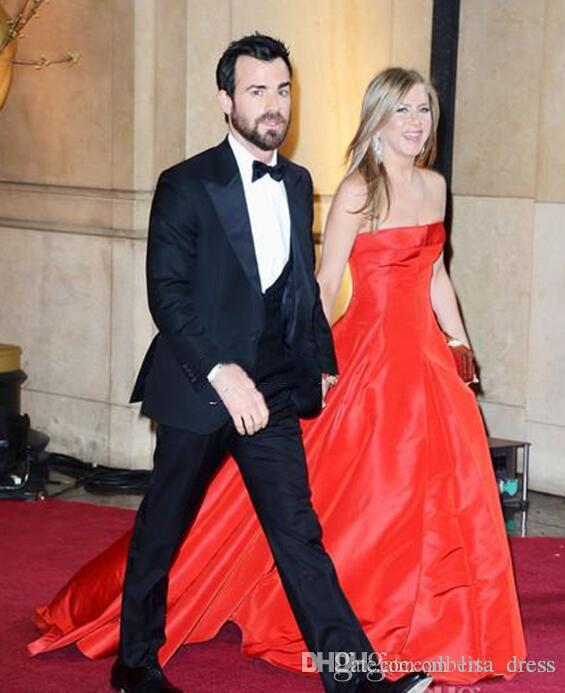 Jennifer Aniston Evening Gown 2018