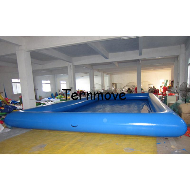giant inflatable water poola