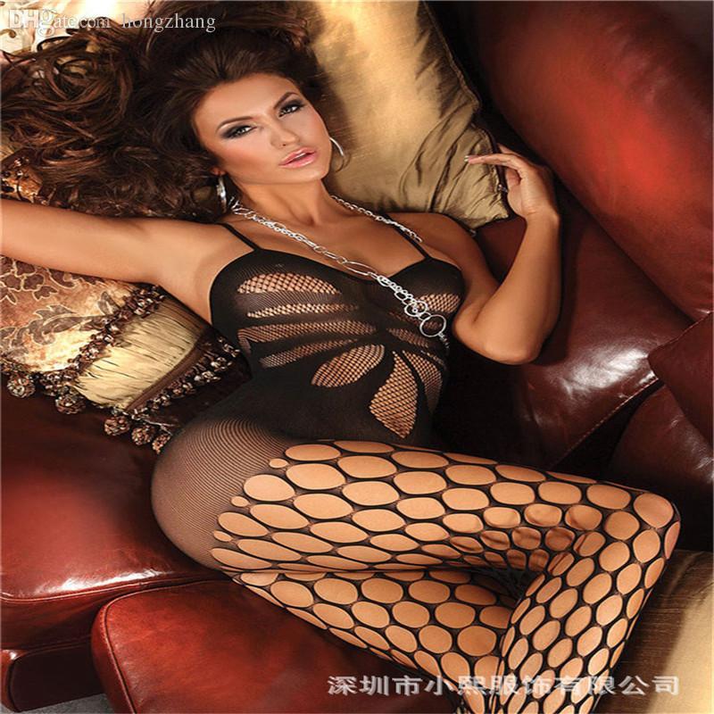 En gros-haute qualité lingerie sexy fullbody sexy complet glisse pour les femmes intimes