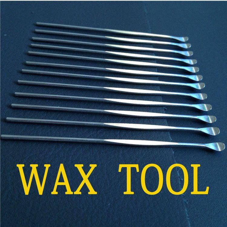 Donut wax dry herb Herbal vaporizers vape pen e cigarettes tool Dabber Tool For Vaporizer Ago Atmos Skillet Globe Tank Wax Tool