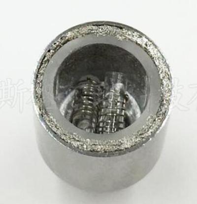 double bobine de quartz pour canon à vase atomiseur cire de bobine en céramique seule bobine 510 fil e cigarette