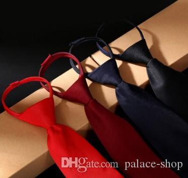 niedriger Preis des Großhandels 3 PC mehr Farbe Krawatte der hochwertigen Männer; Krawatte; Halsband; Halstuch; krawatte (3.2) juhyj