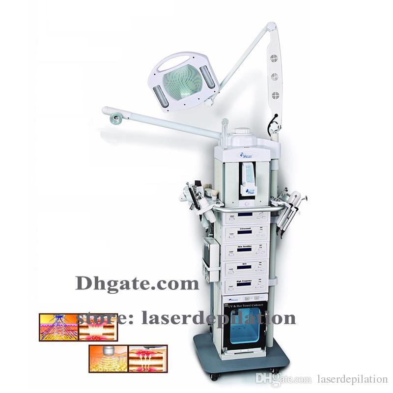 شعبية متعددة الوظائف آلة تجميل الوجه / 19 في 1 آلة الوجه