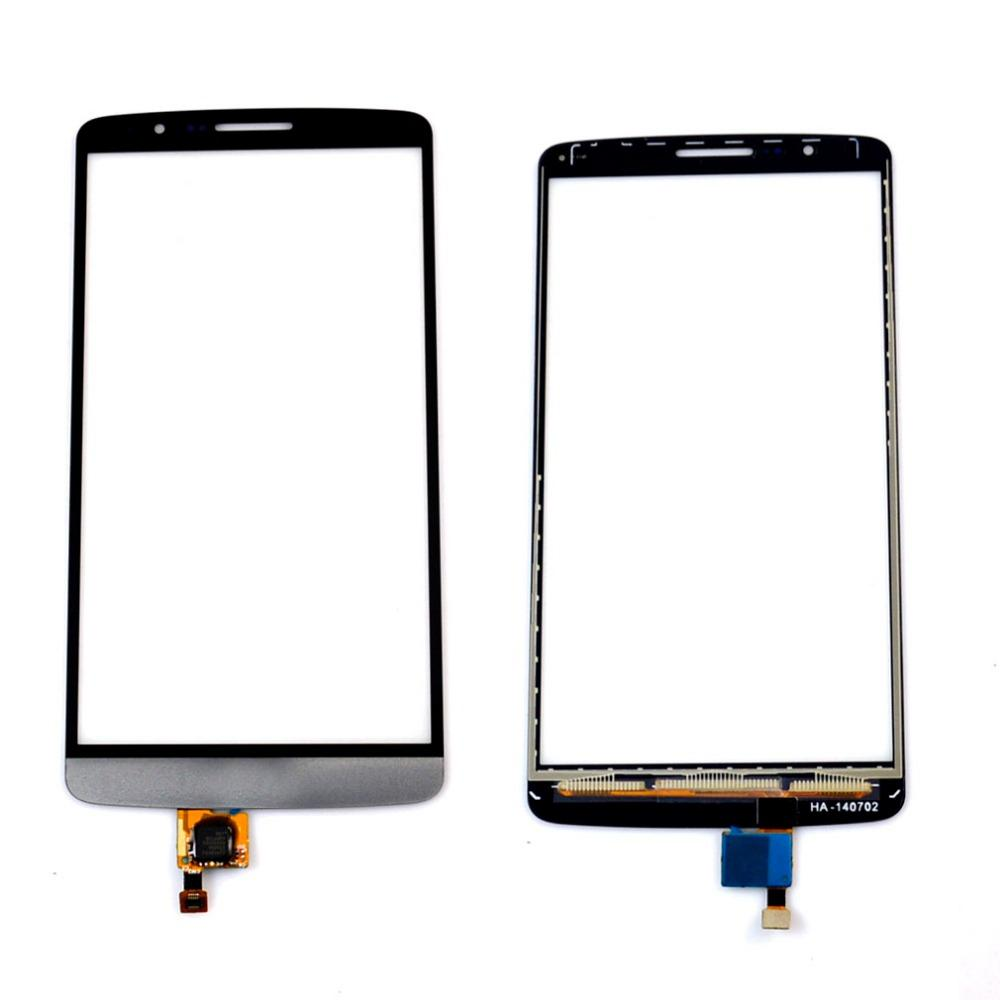 3 Colors Glass Touch For LG G3 D855 D850 Touch Screen with Digitizer Replacement, free shipping!!