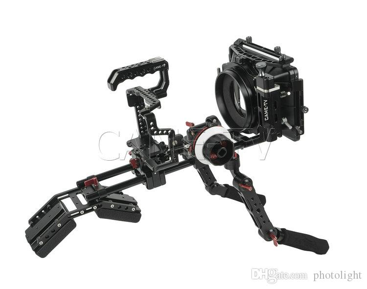 CAME-TV Protective Cage for Panasonic GH5