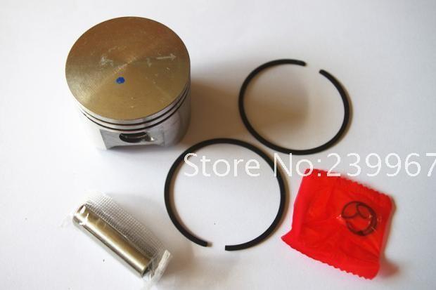 Kit pistone 50mm Adatto a Hus. / Partner K650 K700 Tagli tagli in calcestruzzo SAWS Ring Pin Pin Clip Parte di ricambio # 506 09 90-01