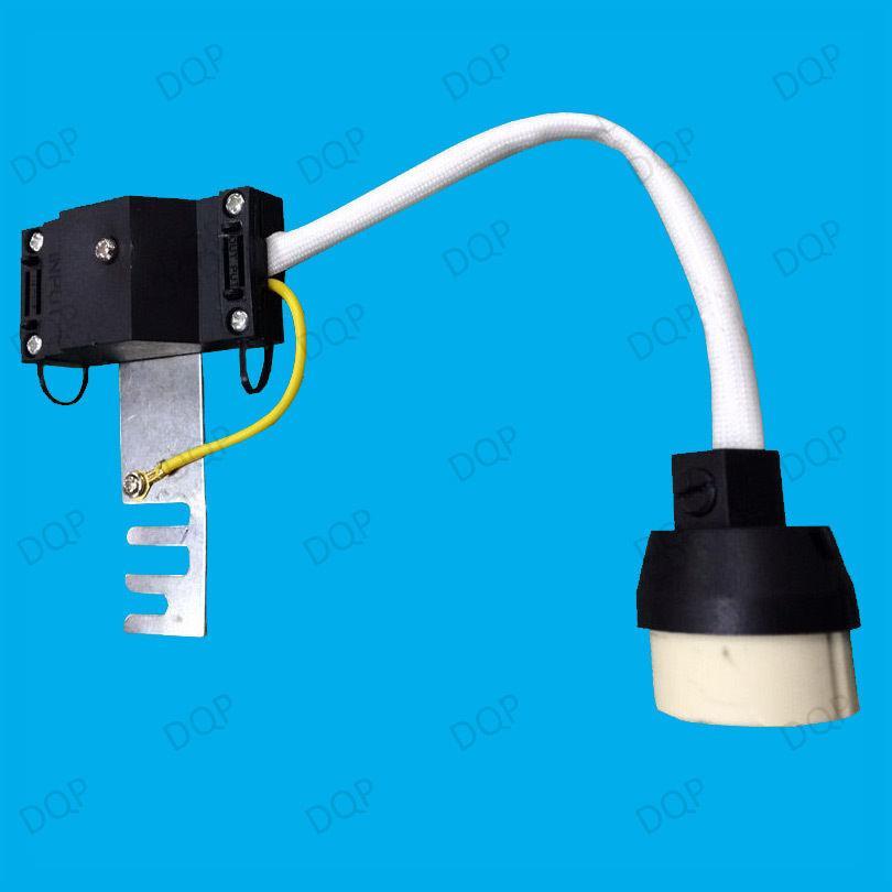 GU10 세라믹 소켓 내열성 플렉스 램프 홀더 브릿지, 다운 라이트 피팅