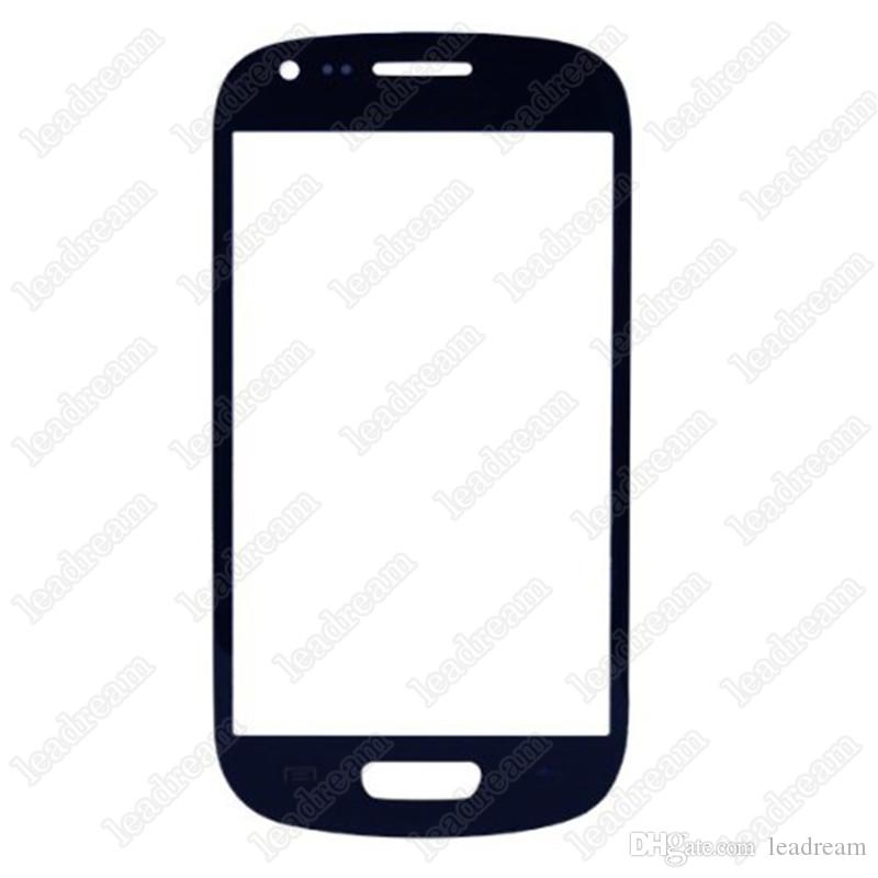 Front Outer Touch Screen Glass Replacement for Samsung Galaxy s3 Mini i8190 Free DHL