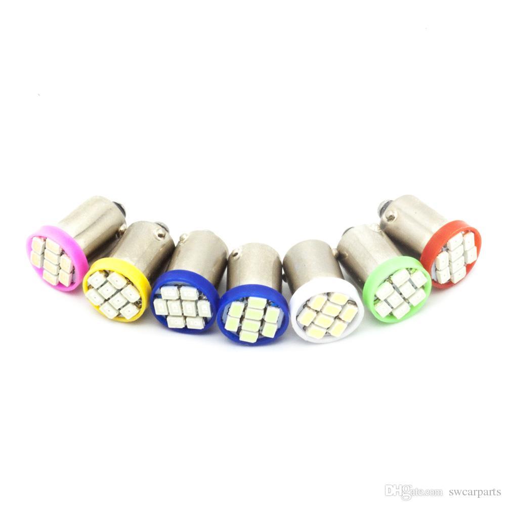20X T10 926 927 LAMPE AMPOULE 5 5050 SMD LED BLANC POUR VOITURE