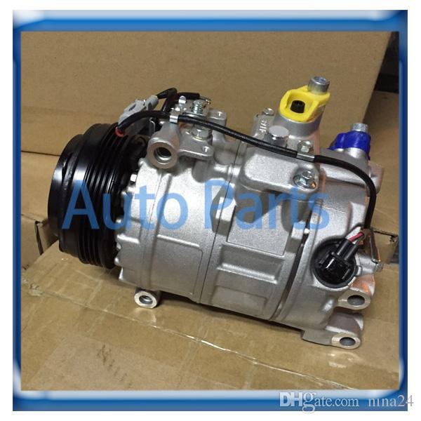 7SBU17C compressor ac para BMW X5 X6 GE447260-2775 64509154072 9154072 64529195978