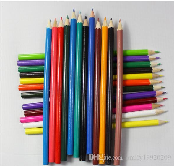 Secret Garden Colored Painting Pen Pencils Enchanted Forest Pens Creative Writing Tools Colouring
