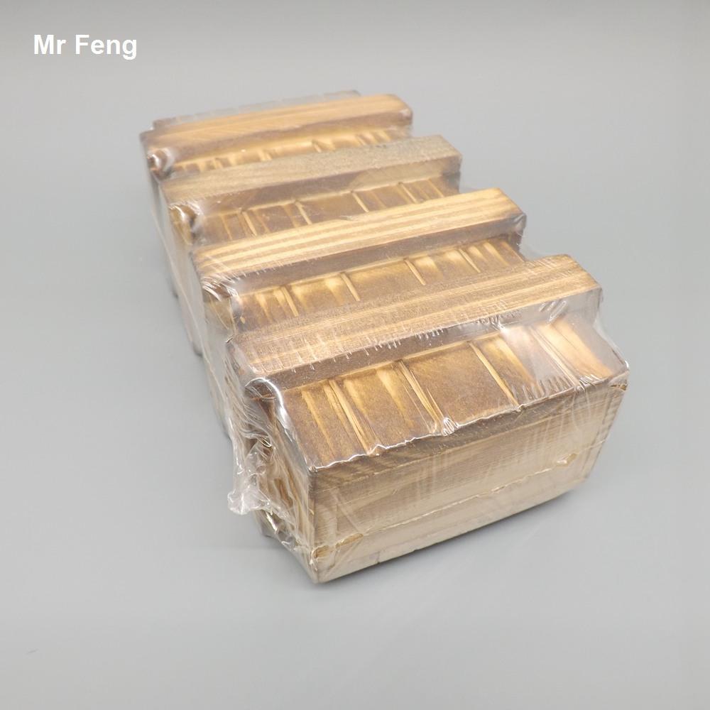 Brinquedo de Madeira Traditioanl Chinês Kong Ming Lock Gaveta Secreta da Caixa Mágica