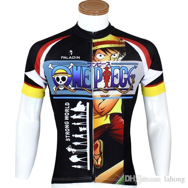2016 paladin men funny Luffy cycle jersey tiger breathable novlety shrek clothing giraffe bicycle shirt free shipping