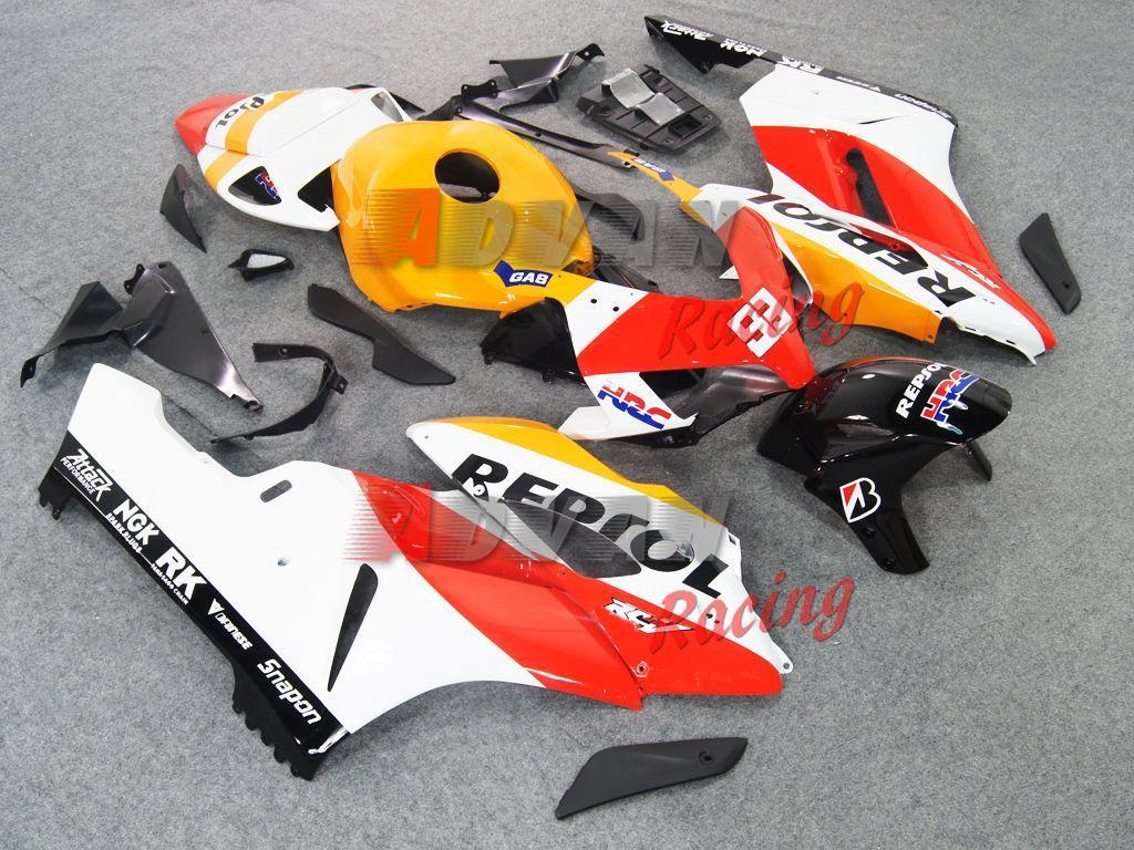 NEW 2014 INJECTION Fairing Kit Set Fit CBR 1000 RR CBR1000RR 2004-2005 R41.