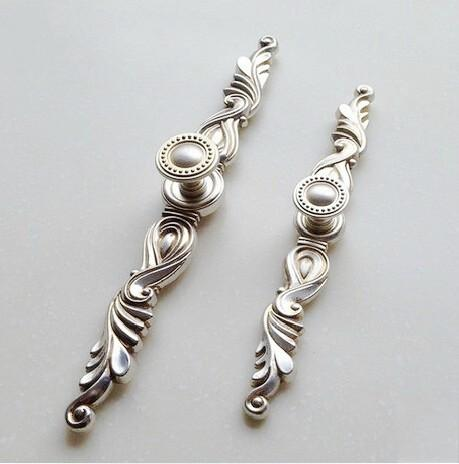 Whole Handles Pulls At 17 95, Antique Silver Kitchen Cabinet Pulls