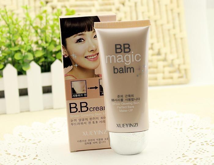 5pcs 2016 Hot Korean BB Cream cc cream 60ml Perfect Cover Anti-radiation BB Cream Cosmetic Whitening Concealer 5 colors Makeup Concealer