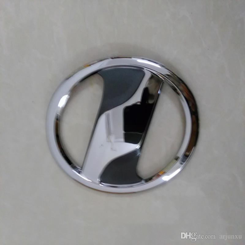Emblema per stemma posteriore cromato Vitzb di alta qualità per Toyota Yaris / Vios AP038-1 2006
