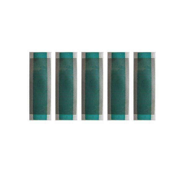 Topcartool 5PCS 에어 컨디셔닝 제어 장치 사브 9-5 ACC 용 사각 픽셀 수리 리본 케이블