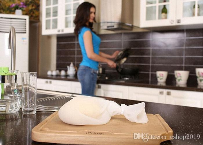 Impastare Sacchetti in silicone Impastare Farina Spremuta Succhi di frutta e verdura Sacchetti per la conservazione Gadget da cucina Utensili da cucina