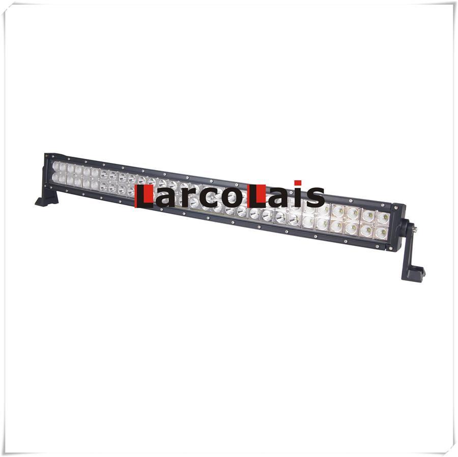 33 дюйма 180W CREE изогнутые светодиодные светильники для работы вождения лодка автомобиль грузовик 4x4 внедорожник внедорожник от дороги тумана 12V 24V