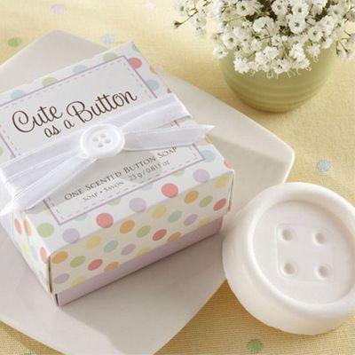 Los jabones perfumados artísticos del botón para la boda favorecen el envío de los jabones decorativos de la mano del jabón de la ducha del bebé del regalo El envío libre al por mayor de DHL