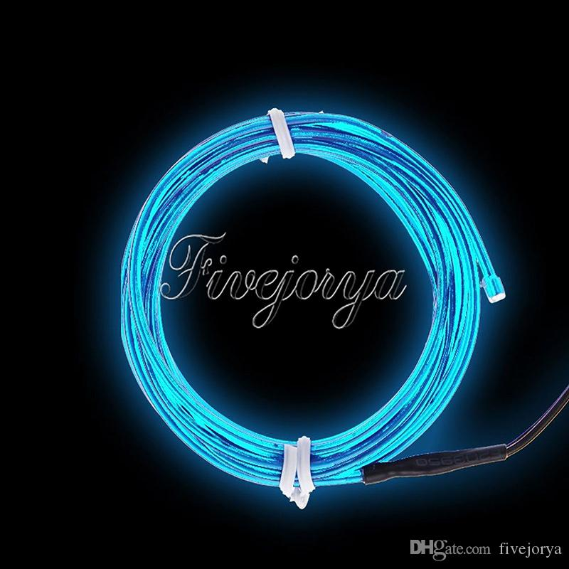2018 3m White,Red,Green,Blue,Yellow,Pink Usb Cable Led Christmas ...