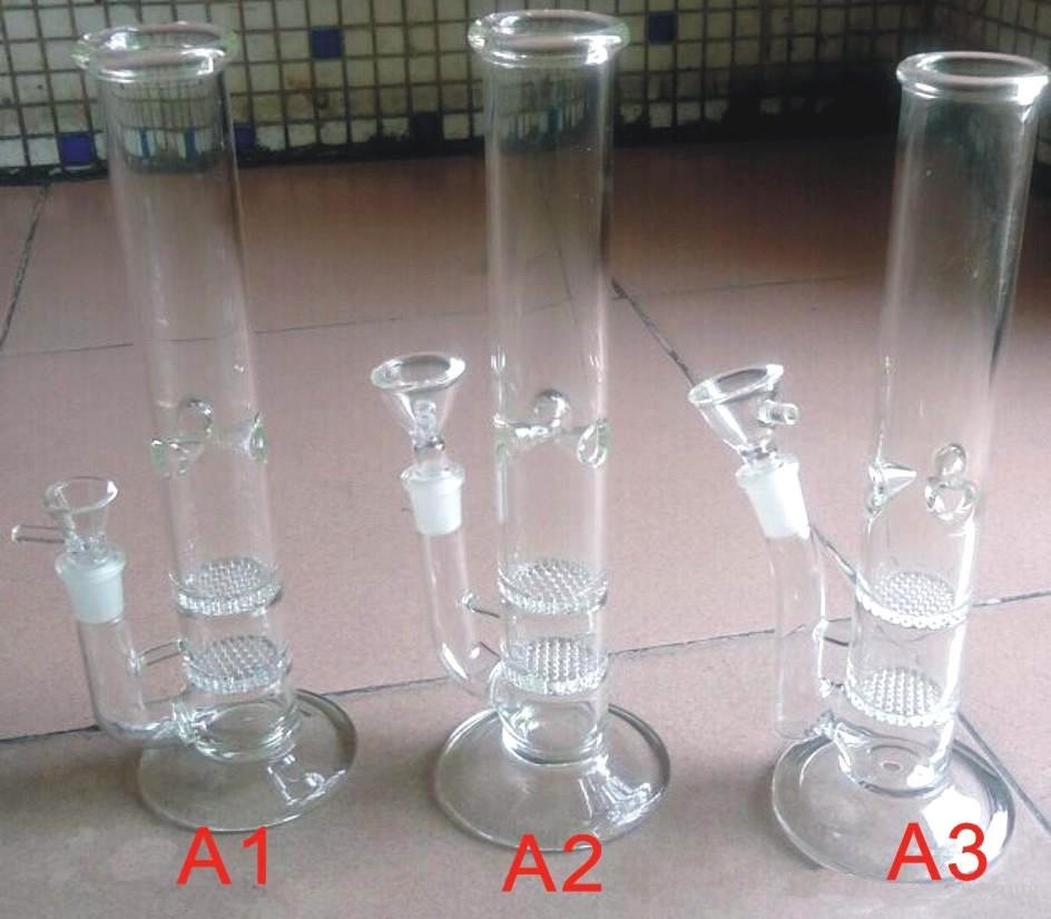 2015 The factory price Wholesale Transparent mini bong free shipping