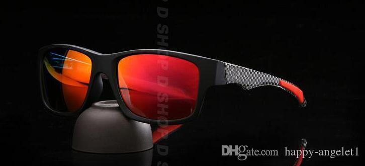 Юпитер волокна углерода солнцезащитные очки поляризованные Мужчины Женщины солнцезащитные очки Солнцезащитные очки отличное качество Polarizados объектив с коробкой