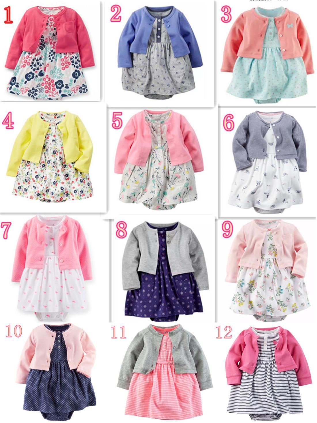 2016 2016 New Fashion Baby Clothing Brand Baby Girl Clothes Cotton ...
