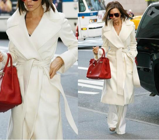 Moda Longo Elegante Senhora Casaco com Cinto Lapela Pescoço Mulheres Manga Longa Outono Inverno Cashmere Casacos De Lã para Senhora Venda Quente