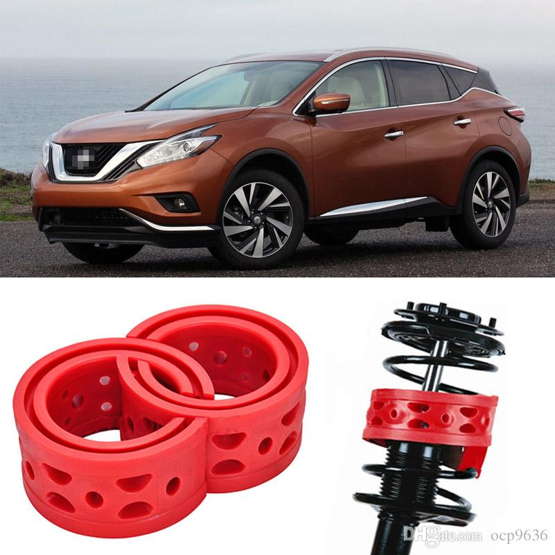 2pcs Super Power Rear Car Shock Absorber Spring Bumper Power Cushion Buffer Special For Nissan Murano Free shipping
