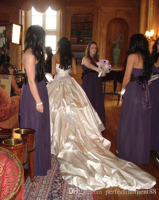 Discount 2017 Classic New Pnina Tornai Wedding Dress Sparkling ...